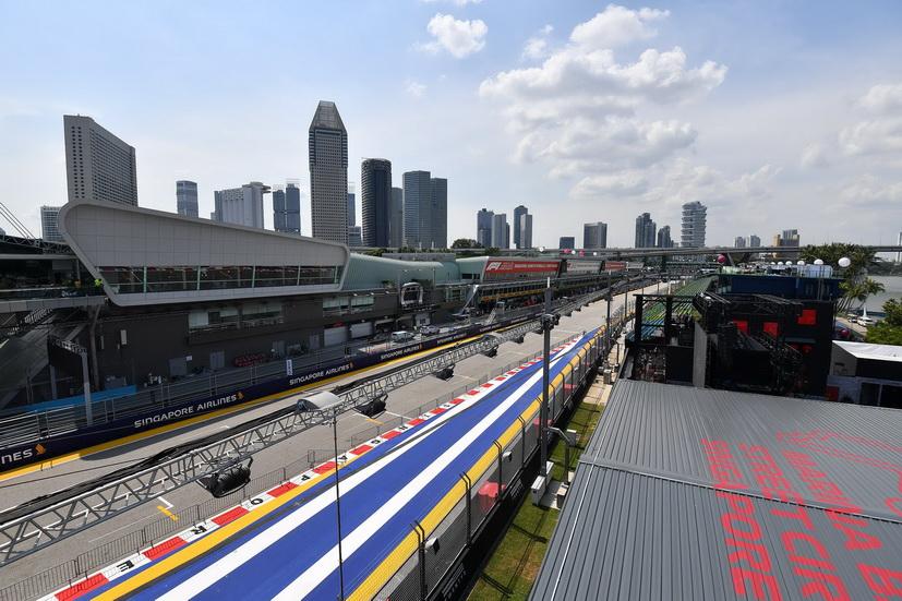 GP de Singapur: los horarios de este fin de semana