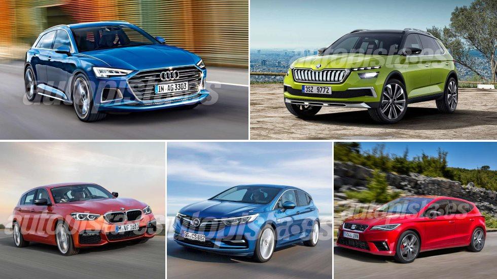 Top 10: los mejores coches y SUV que llegan en 2019