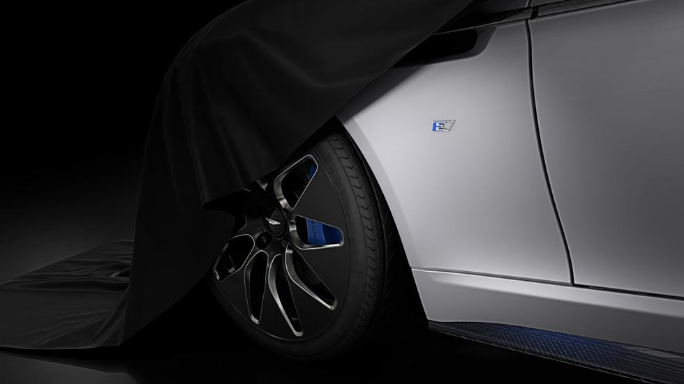 Aston Martin Rapide E: el primer eléctrico de la firma británica