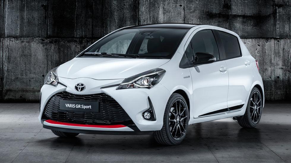 Toyota Yaris GR Sport y Yaris Y20: el utilitario amplía su gama