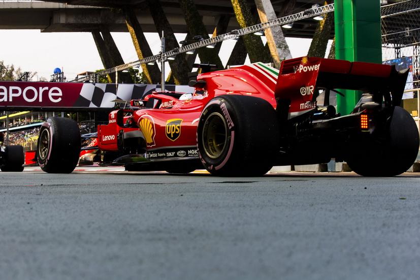 GP de Singapur (FP3): los Ferrari por delante del resto