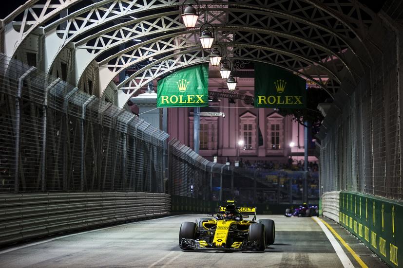 "GP de Singapur (Q): Sainz reconoce que ""hoy era el objetivo ser 12"""