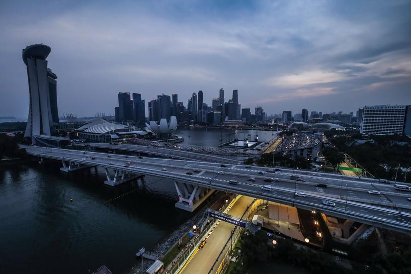 GP de Singapur: clasificaciones tras la carrera