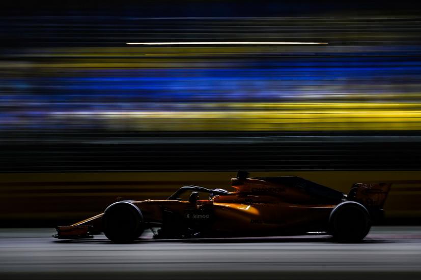 """GP de Singapur: Alonso fue el mejor del resto, """"una carrera mágica"""""""