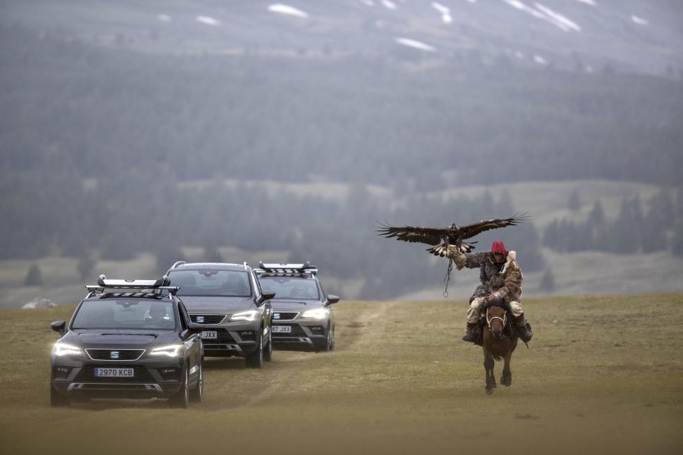 Seat Ateca: 20.000 km con el SUV hasta Mongolia, en VÍDEO