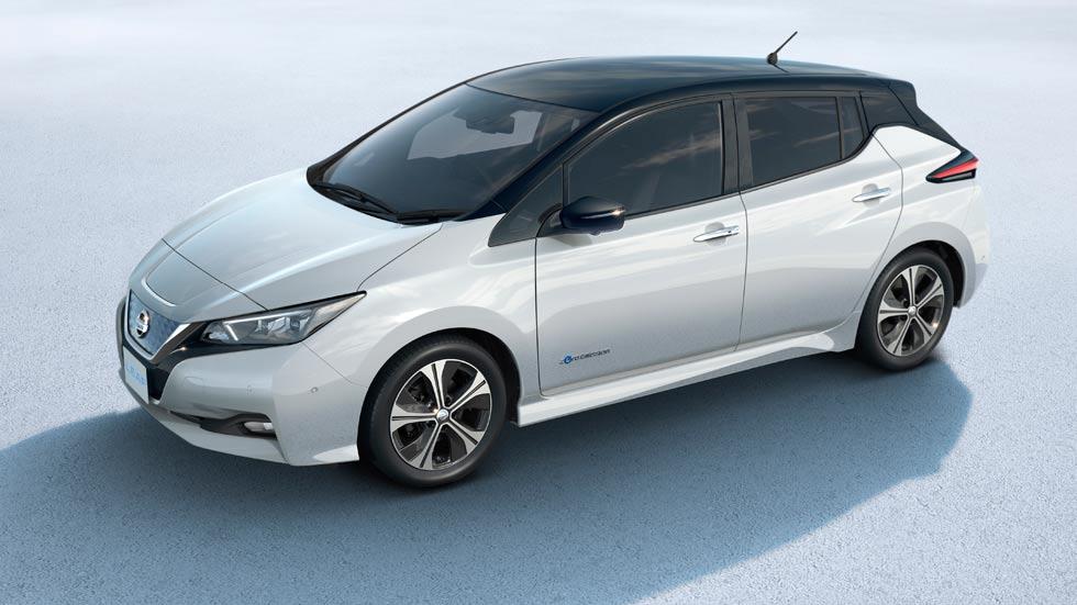 Nissan Leaf: el coche eléctrico tendrá una versión con más autonomía