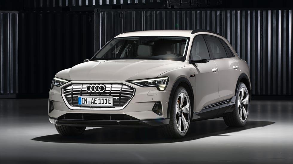 Oficial: Audi e-tron, así es el primer coche eléctrico de Audi
