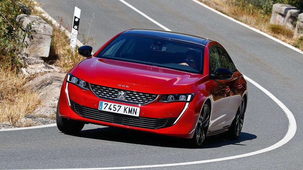 Revista Autopista 3068: prueba a fondo del nuevo Peugeot 508