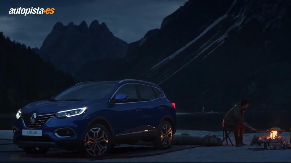 Renault Kadjar 2019: así es el nuevo SUV, en VÍDEO