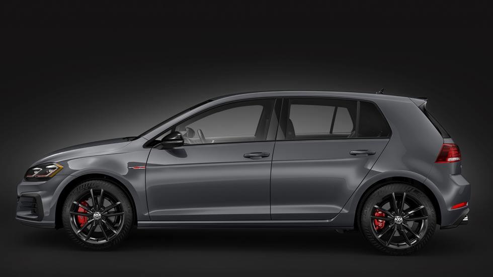 VW Golf GTI Rabbit Edition: nueva versión para el mítico deportivo en 2019