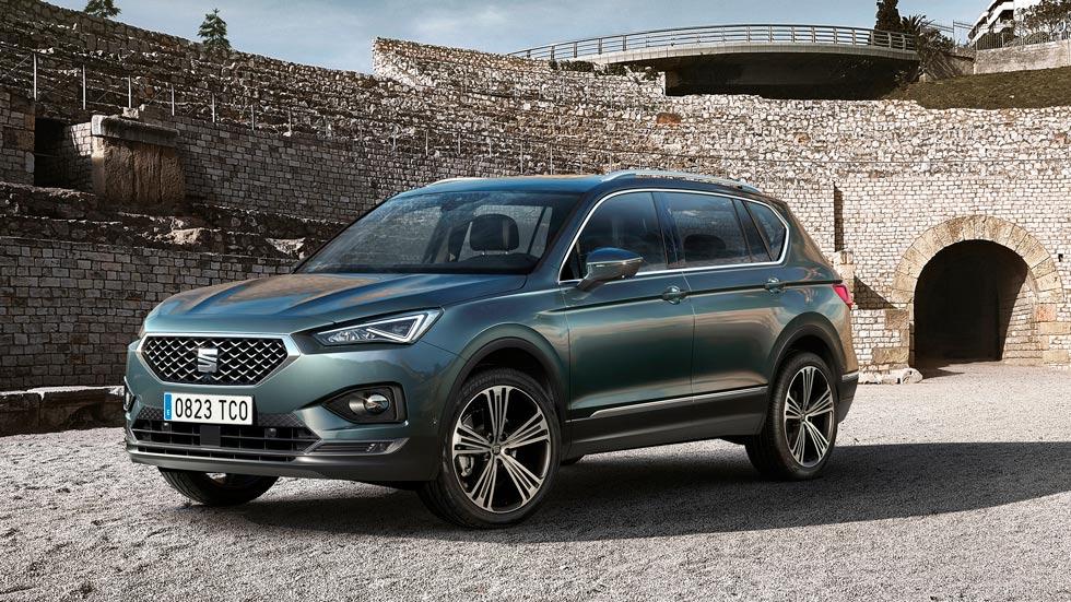 Seat Tarraco 2019: todas las fotos y datos oficiales del nuevo SUV