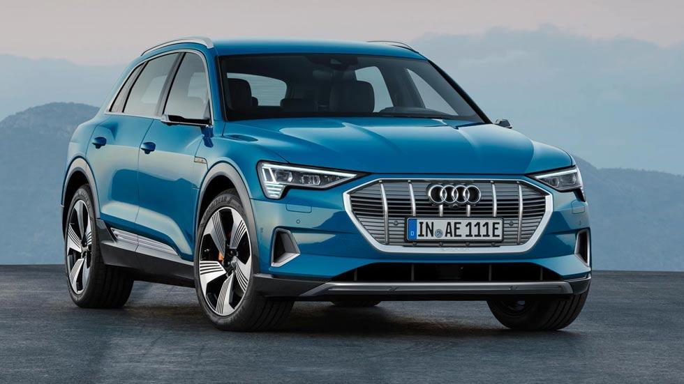 El nuevo e-tron es sólo el comienzo de la estrategia eléctrica de Audi