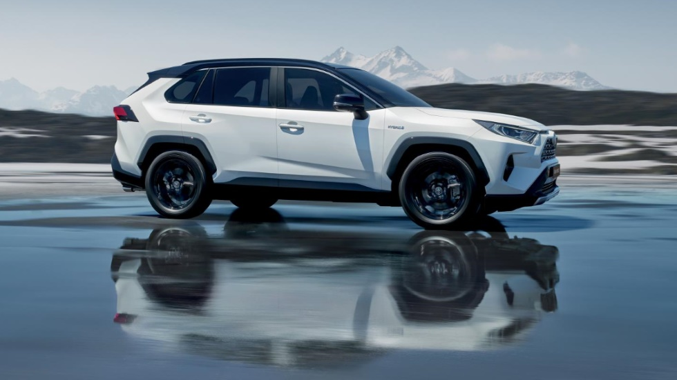 Toyota Rav4 Hybrid 2019 El Suv Se Estrena En Octubre