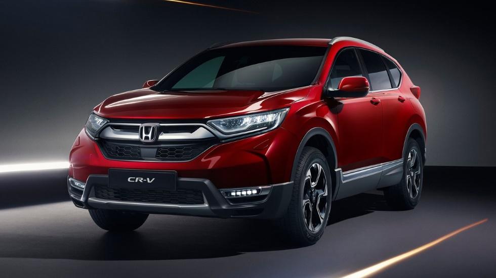 Honda CR-V Hybrid 2019: todos los datos del nuevo SUV