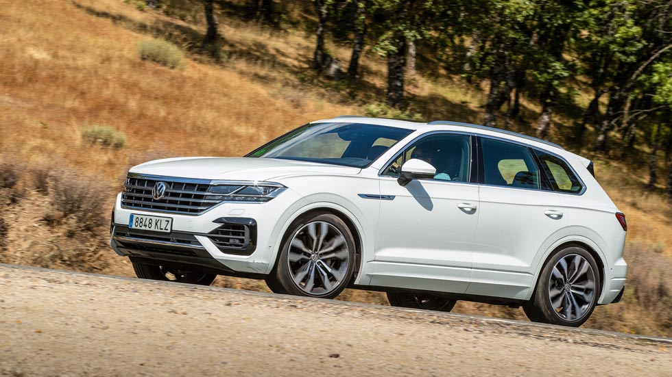 Nuevo VW Touareg: a prueba la versión Diesel 3.0 TDI V6 de 286 CV