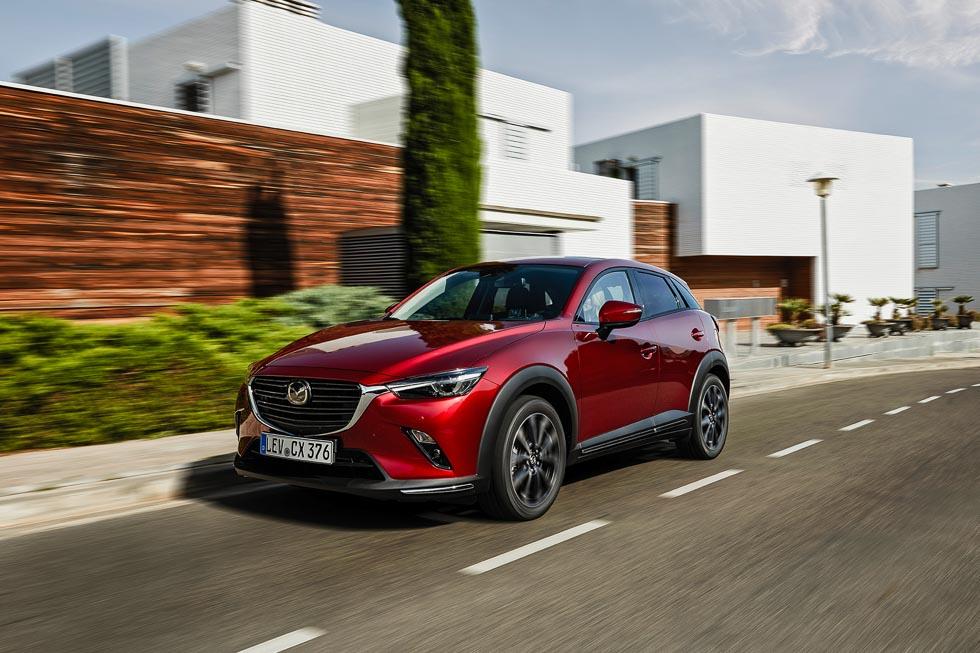 Mazda CX-3 2019: primeras impresiones y precios del actualizado SUV