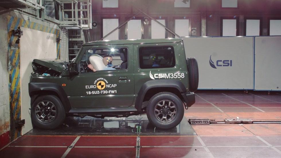 Sorpresas: los coches más y menos seguros en las últimas pruebas de Euro NCAP