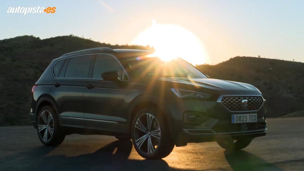 Seat Tarraco: así es el nuevo SUV, en VÍDEO