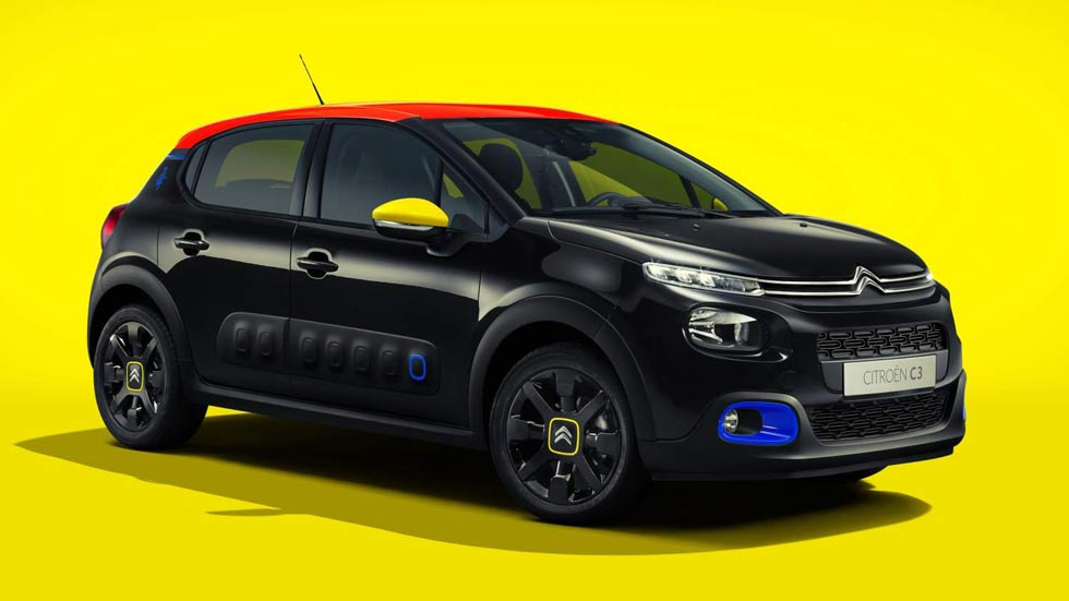 Citroën C3 JCC +: el coche de moda que se venderá sólo en Internet