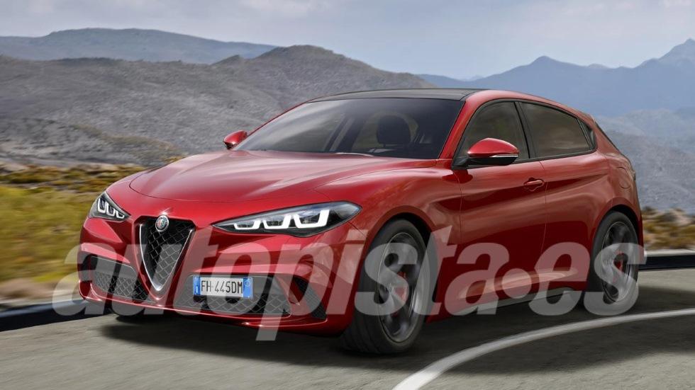 Alfa Romeo Giulietta 2020: así será la 2ª generación del compacto