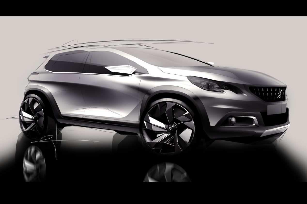 Peugeot 2008 2019: más datos del nuevo SUV que se fabricará en Vigo