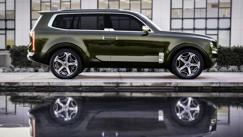 Kia prepara un SUV más grande que el Sportage y el Sorento