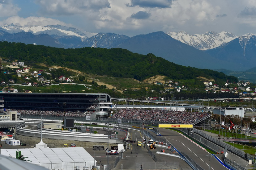 Vuelve la Fórmula 1: este fin de semana, GP de Rusia