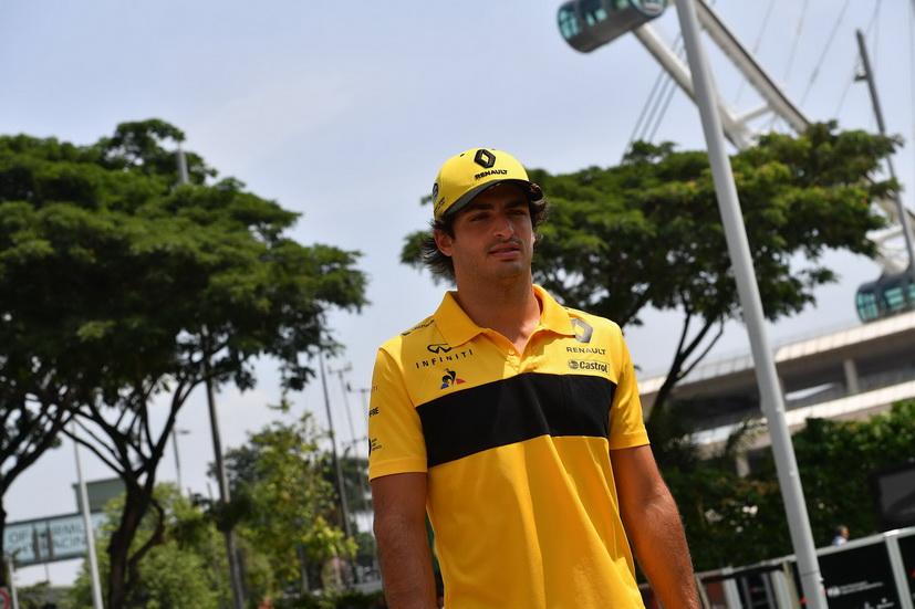 """GP de Rusia: el objetivo de Sainz es """"terminar entre los diez primeros"""""""