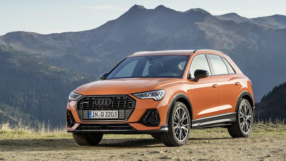 A prueba el Audi Q3 2019: un SUV más práctico y sofisticado