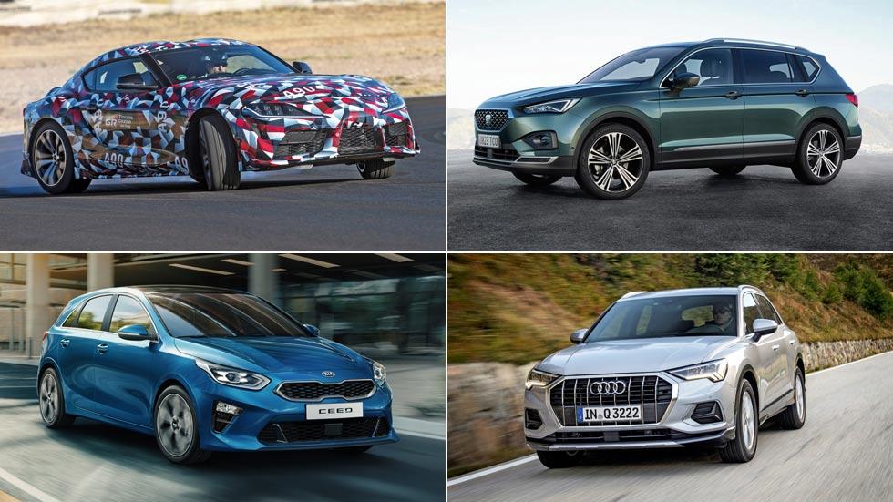 Revista Autopista 3069: los coches y SUV de moda (Supra, Tarraco, Ceed, Q3…)