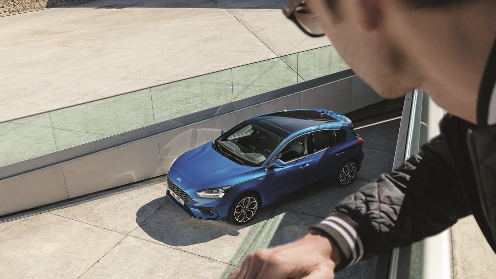 Nuevo Ford Focus: así es el coche totalmente conectado