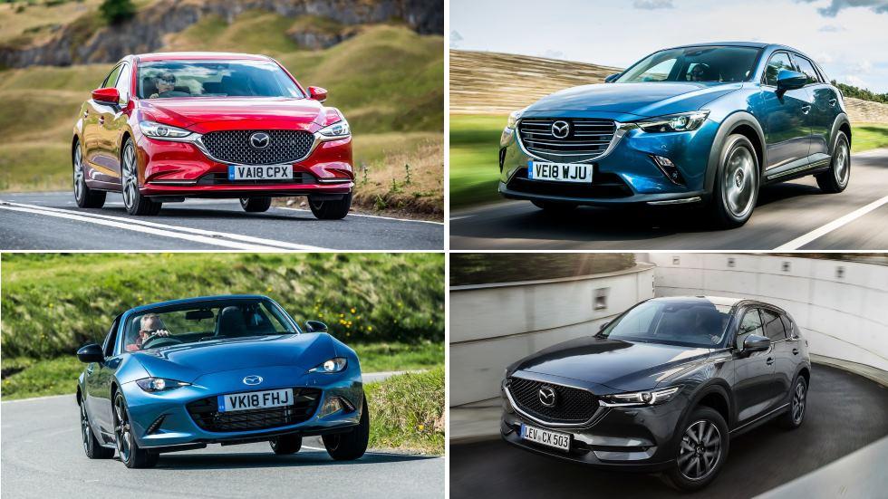 Todos los nuevos Mazda ya son Euro 6d: Mazda2, Mazda6, MX-5, CX-3 y CX-5