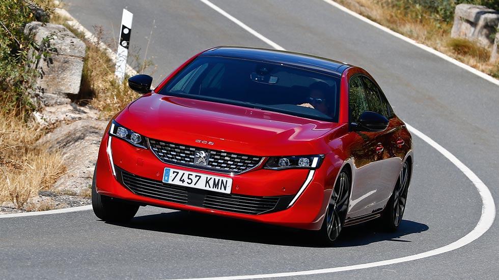 Peugeot 508 1.6 PureTech: prueba a fondo con todas las cifras reales