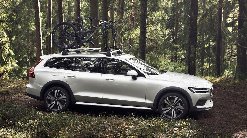 Volvo V60 Cross Country 2019: así es el V60 más aventurero