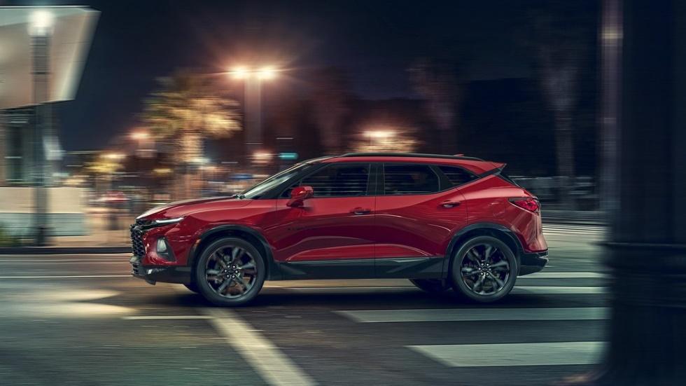 Chevrolet Blazer 2019: el nuevo y atractivo SUV que desearíamos ver en Europa