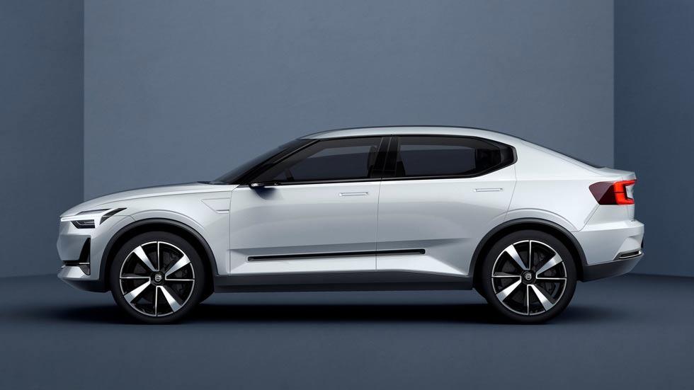 Polestar 2: el Tesla Model 3 de Volvo que llegará en 2020