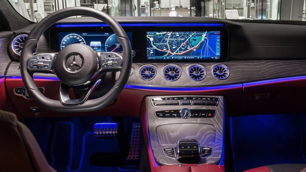 Los futuros Mercedes evitarán las calles peligrosas por su índice de criminalidad