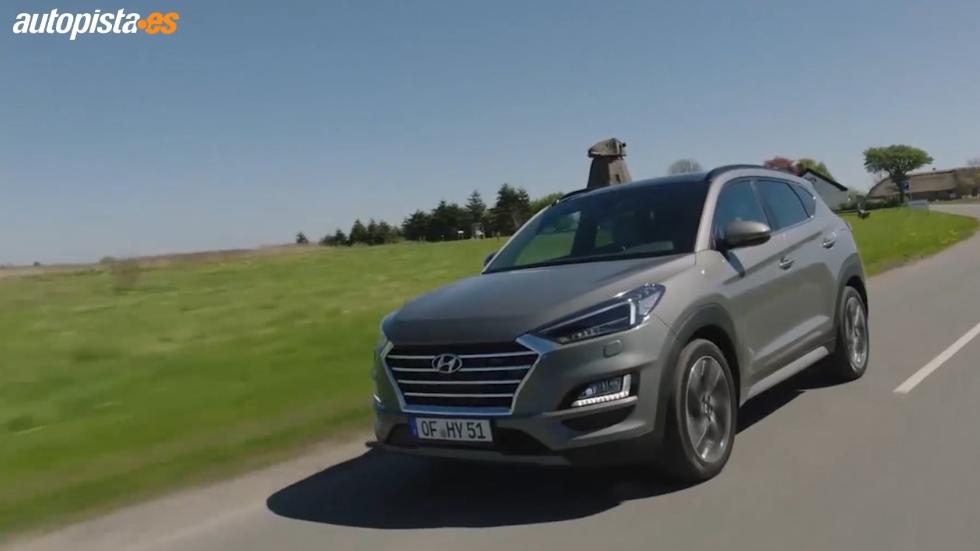 Hyundai Tucson 2019: todas las novedades del SUV, en VÍDEO