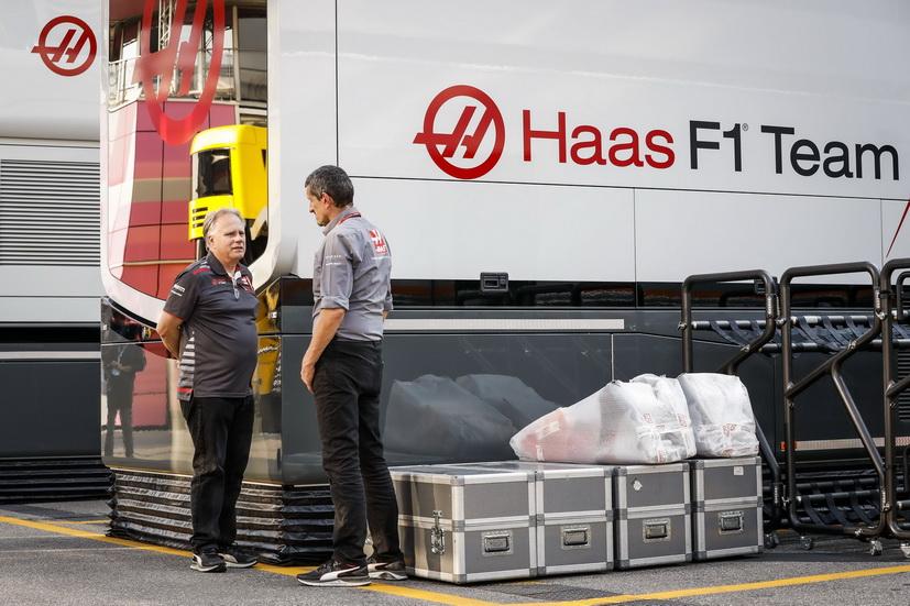 """El equipo Haas es solo """"medio junior"""""""