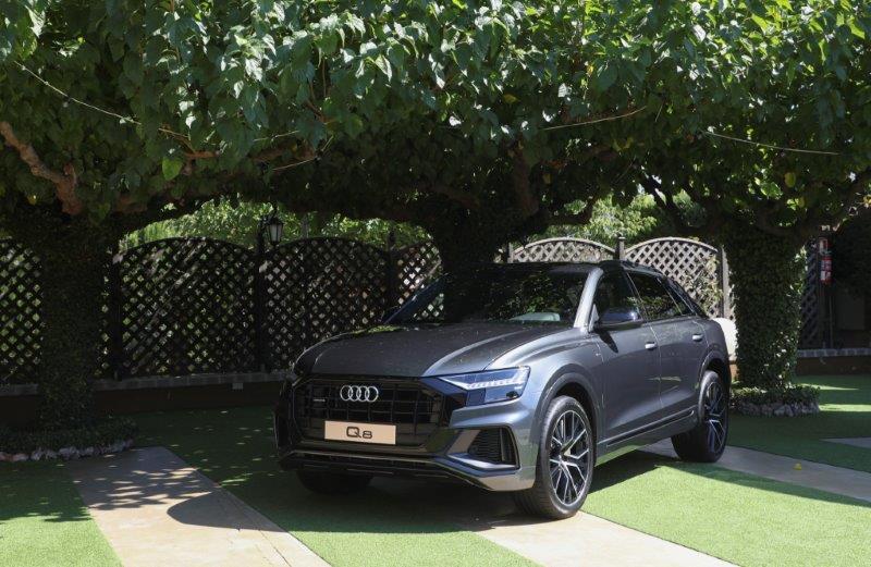 Audi Q8 First Edition: así es la edición limitada del nuevo SUV