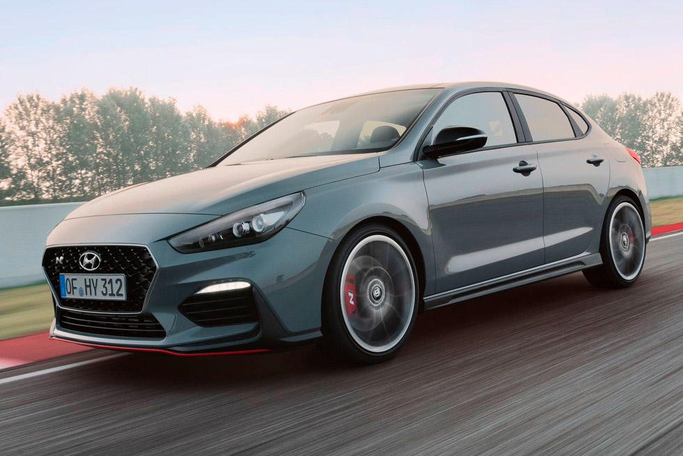 Hyundai i30 N Fastback 2019: más sal y pimienta deportivas (VÍDEO)