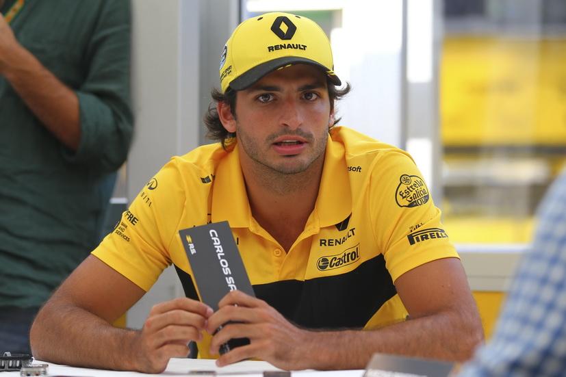 """GP de Rusia: Sainz reconoce que este Gran Premio será """"difícil"""""""