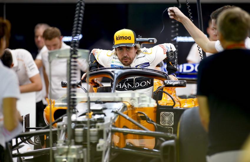 GP de Rusia: Alonso volverá a salir desde las últimas posiciones de parrilla