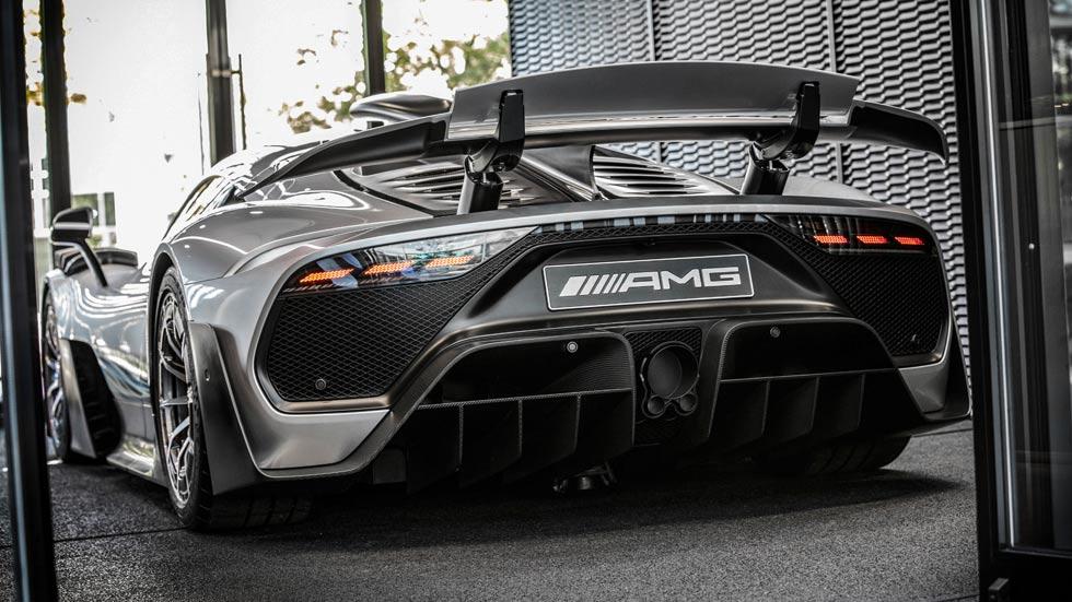 Mercedes-AMG One: así es el nuevo superdeportivo con tecnología de F1