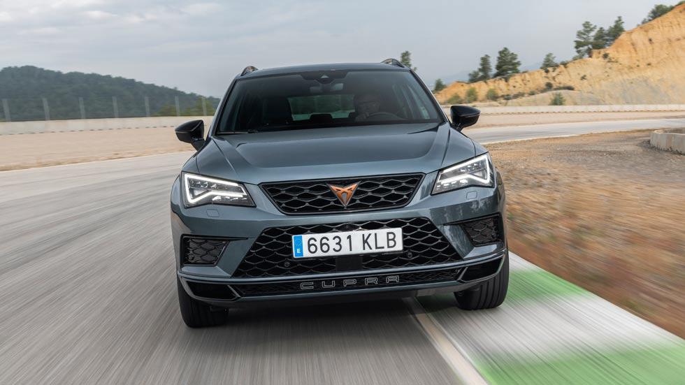 Cupra Ateca: prueba, precio final y consumo del nuevo SUV