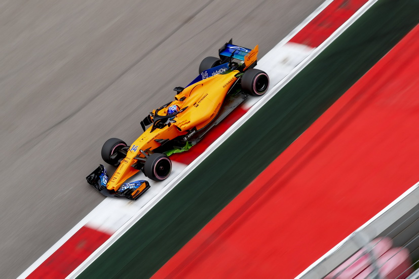 """GP de Rusia: """"Igual podemos soñar con los puntos"""", reconoce Alonso"""
