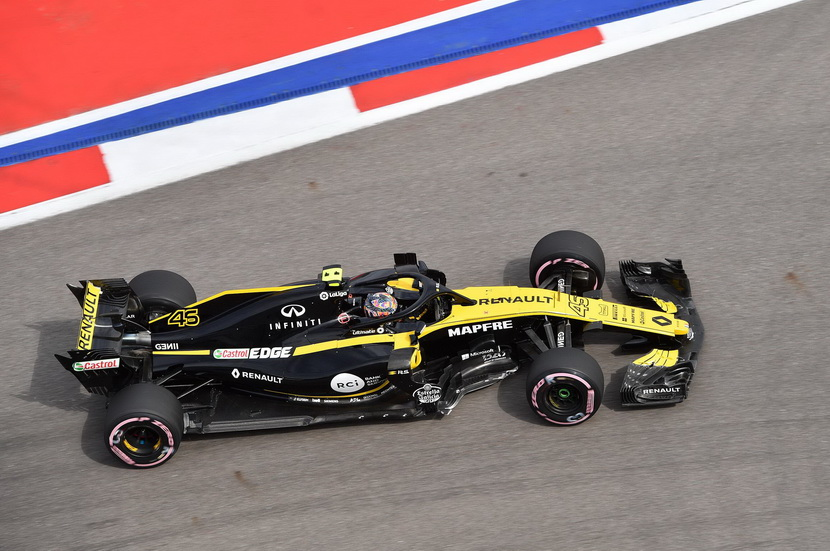 GP de Rusia: Sainz se perdió la FP1
