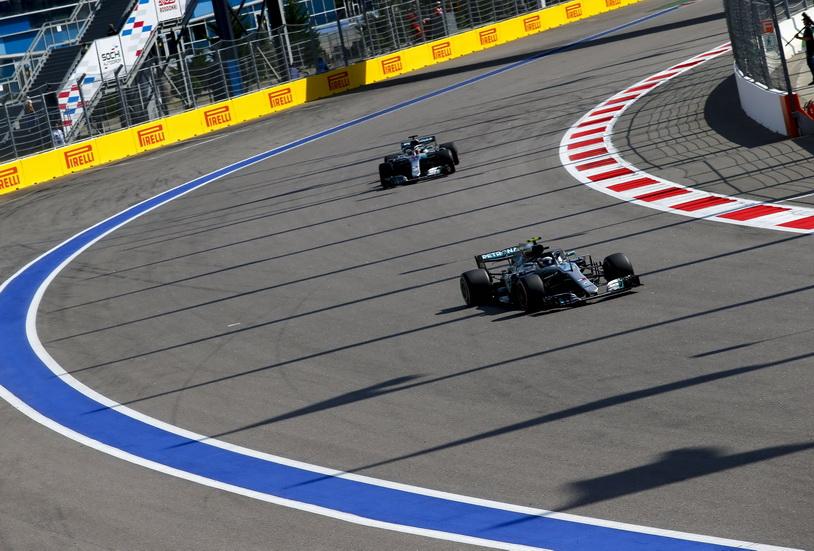 GP de Rusia (Q): pole position para Valtteri Bottas