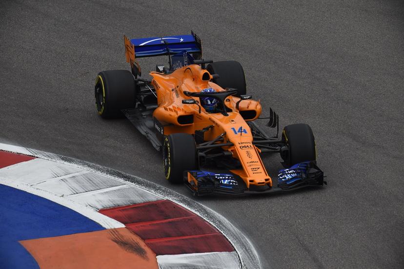 """GP de Rusia (Q): Alonso tiene """"los dos objetivos cumplidos"""""""
