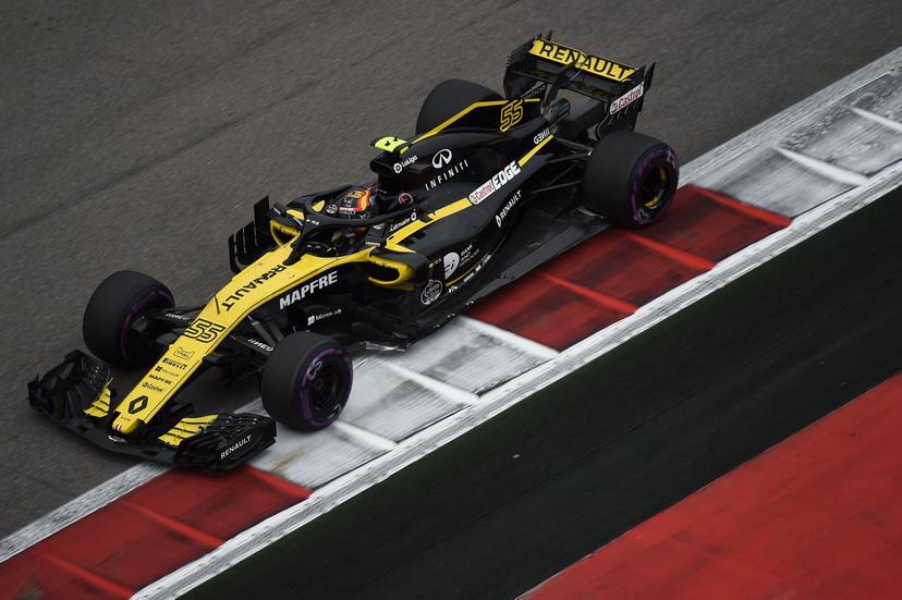 GP de Rusia (Q): a Sainz le tocó sufrir con los neumáticos pero saldrá 11º en parrilla